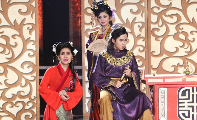 NSUT Tu Suong lam Hoan Thu, danh ghen Thuy Muoi hinh anh