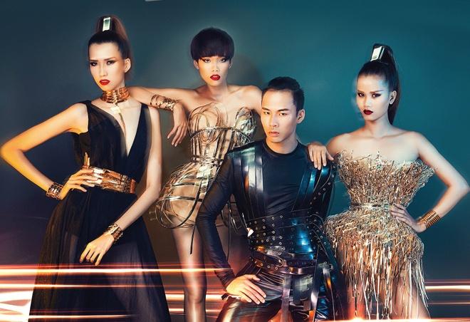 Video truc tiep chung ket Vietnam's Next Top Model 2015 hinh anh