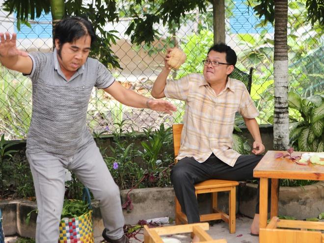 Anh trai Thanh Loc khong vo con, o nha thue hinh anh 3