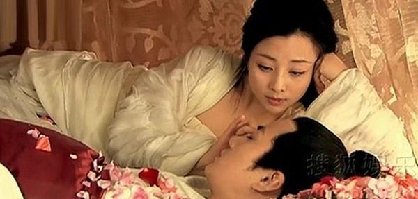 Nhung canh nong bi chi trich trong phim co trang Hoa, Han hinh anh 9 Võ Mị Nương