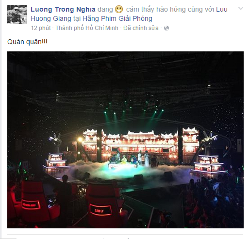 Be 9 tuoi Hong Minh dang quang Giong hat Viet nhi 2015 hinh anh 21