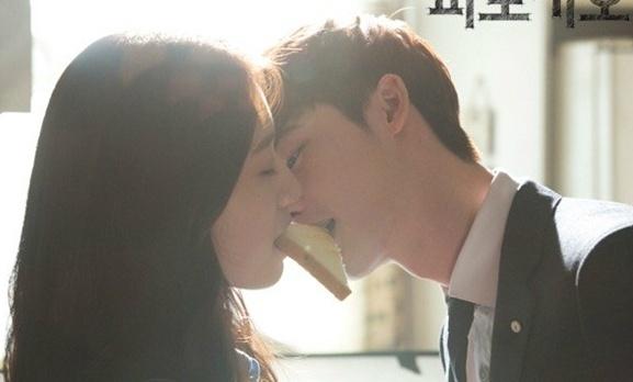 11 nu hon mang huong vi rieng trong phim Han hinh anh