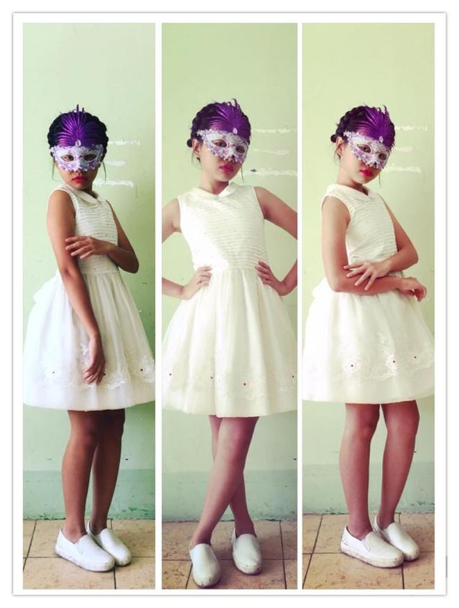 Sao Viet hoa trang rung ron trong ngay hoi Halloween hinh anh 13