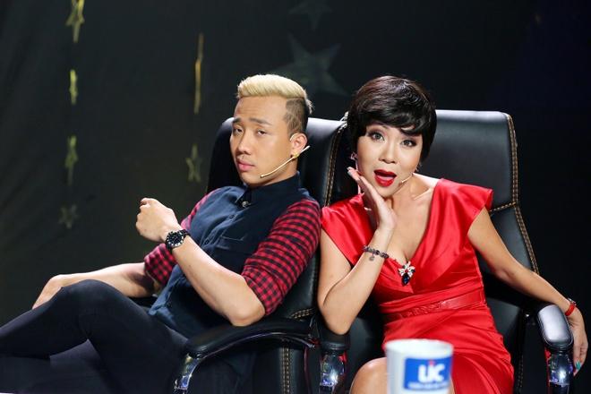 Tran Thanh dam dia nuoc mat khi loai doi Bang Di hinh anh 10