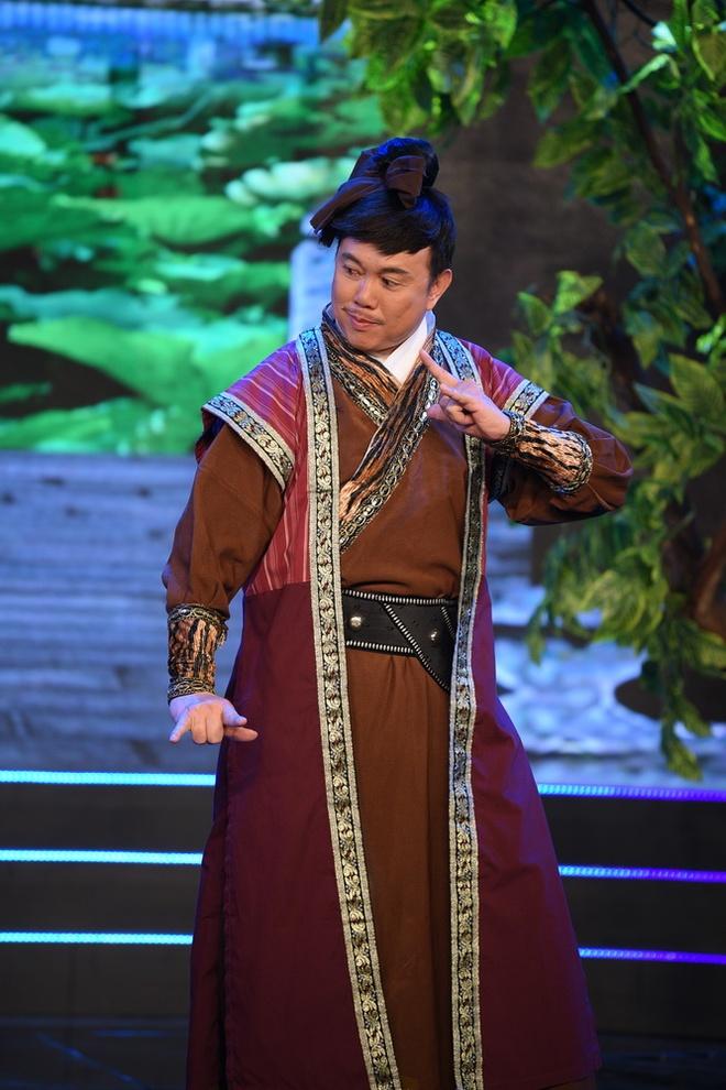 Tran Thanh - Le Khanh dong 'Thien long bat bo' phien ban hai hinh anh 2