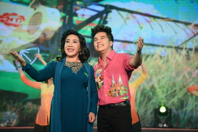 Tran Thanh - Le Khanh dong 'Thien long bat bo' phien ban hai hinh anh 10