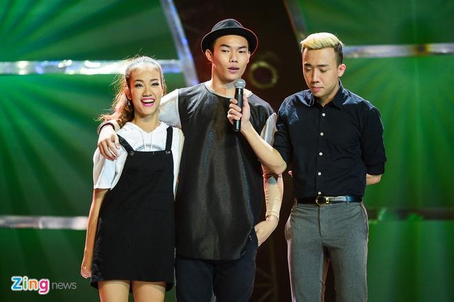 Tran Thanh che Toc Tien giong Na Tra hinh anh 5