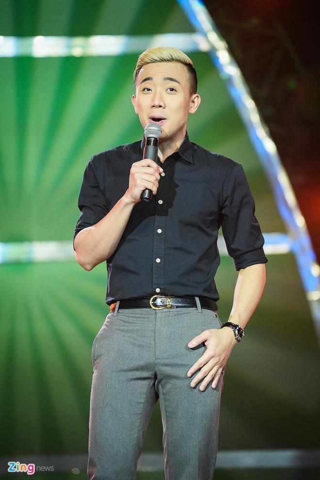 Tran Thanh che Toc Tien giong Na Tra hinh anh 3