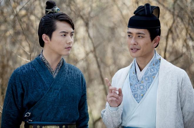 Huynh Tong Trach dong chinh trong phim Lam Tam Nhu san xuat hinh anh