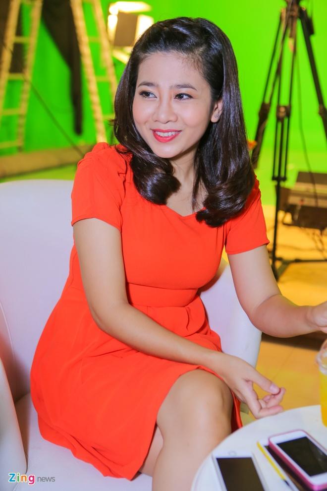 Mai Phuong: 'Toi chua tung tuyen bo lam me don than' hinh anh 1