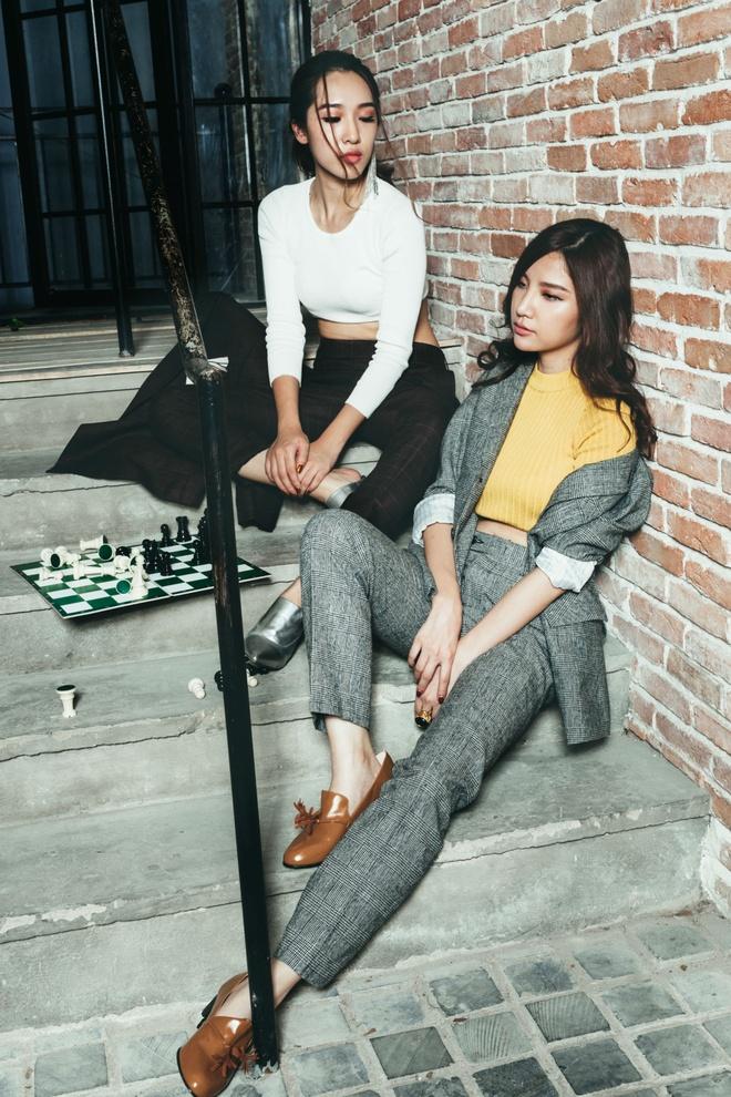 Emily, Hanh Sino tham gia The Remix mua 2 hinh anh 1