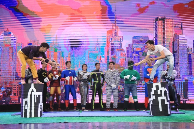 Ban gai Pham Van Mach chiu choi trong game show hinh anh 12