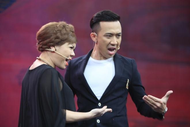 Ban gai Pham Van Mach chiu choi trong game show hinh anh 10