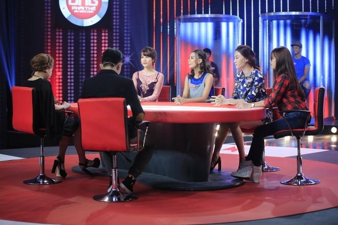 Ban gai Pham Van Mach chiu choi trong game show hinh anh 4