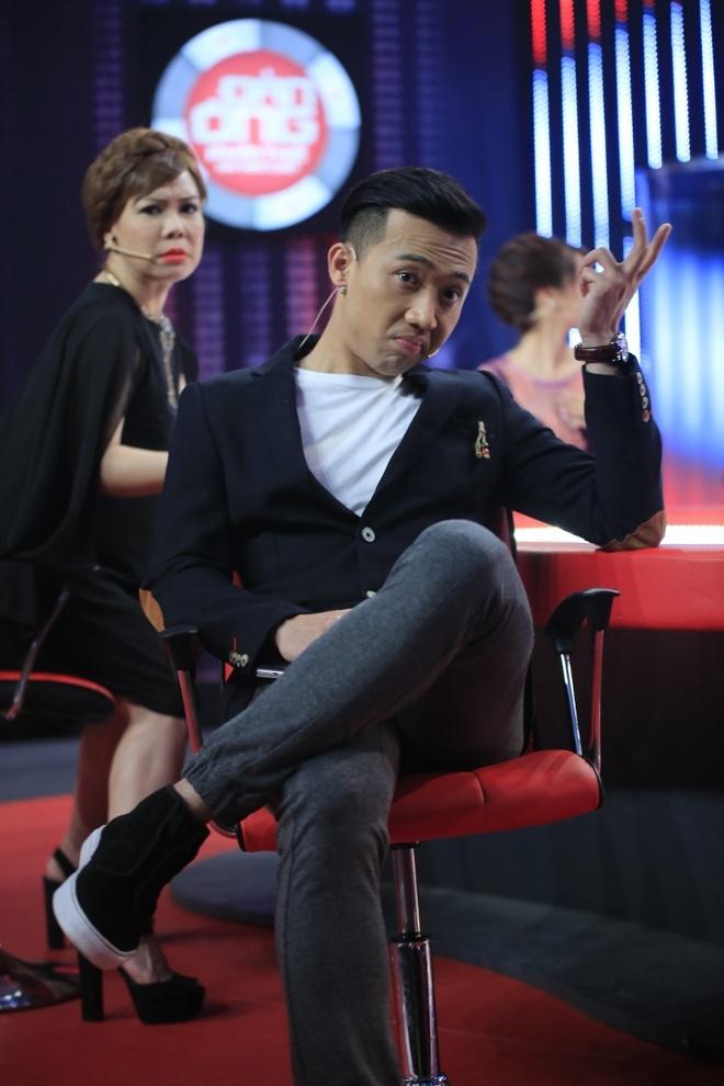 Ban gai Pham Van Mach chiu choi trong game show hinh anh 5