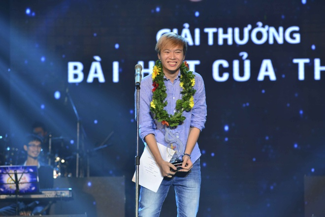 Duc Phuc am giai Bai hat Viet voi san pham dau tay hinh anh 5