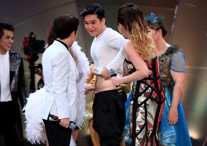 Ban nhay cua Oc Thanh Van bi loai sau khi giam 22 kg hinh anh 5