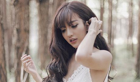 Bich Phuong thuc hien MV thu 2 cho 'Rang em mai o ben' hinh anh