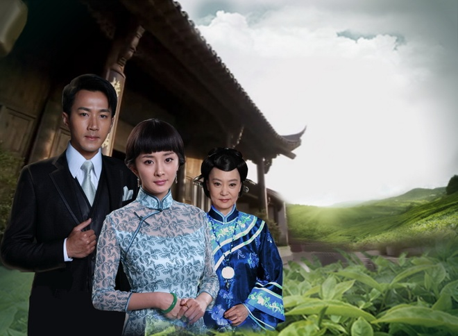 Luu Khai Uy - Duong Mich nen duyen tu 'Moi tinh Nhu Y' hinh anh 2