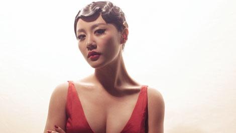 Van Mai Huong hoa than thanh nang Mona Lisa trong MV hinh anh