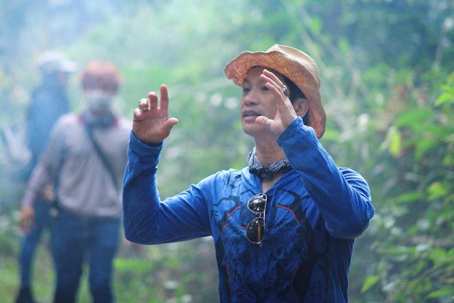 Vo chong Dustin Nguyen, BeBe Pham tinh cam o phim truong hinh anh 5