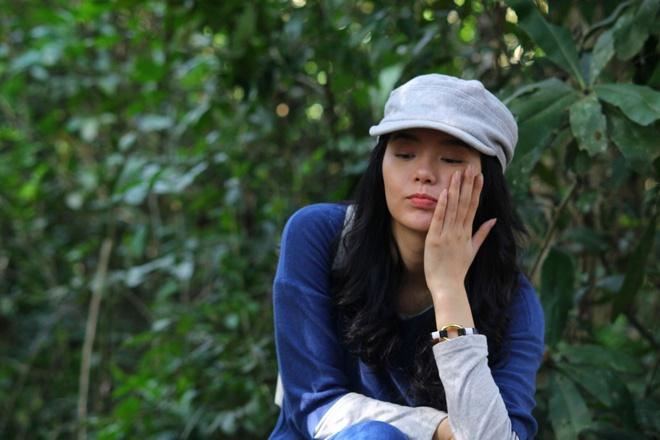 Vo chong Dustin Nguyen, BeBe Pham tinh cam o phim truong hinh anh 8
