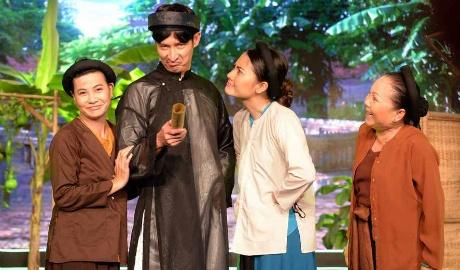 Cat Phuong lam me chong kho tinh cua Ngoc Lan tren san khau hinh anh