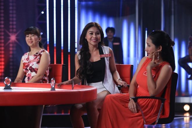 Cat Tuong va tinh tre kem 13 tuoi hon nhau trong game show hinh anh 5