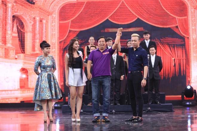 Cat Tuong va tinh tre kem 13 tuoi hon nhau trong game show hinh anh 10