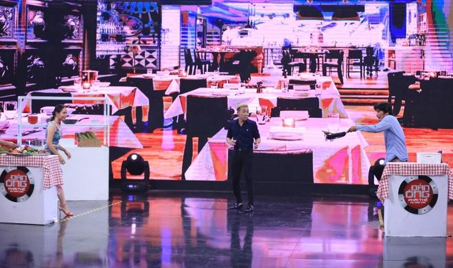 Cat Tuong va tinh tre kem 13 tuoi hon nhau trong game show hinh anh 11