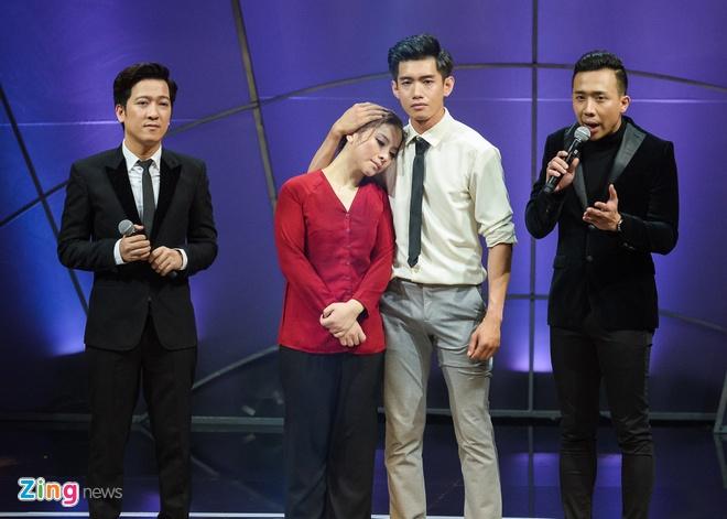 Huyen Thanh: Tinh cam danh cho Quang Dang hon muc ban be hinh anh 2