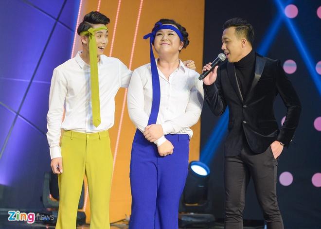 Huyen Thanh: Tinh cam danh cho Quang Dang hon muc ban be hinh anh 3