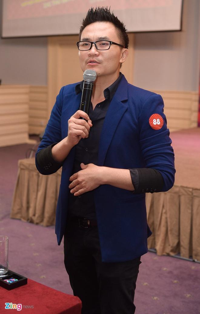 Lam MC, Viet Huong gianh het phan noi cua Chi Tai hinh anh 8