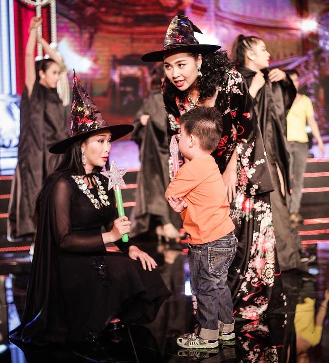 Con trai 2 tuoi song ca cung NSUT Kim Tu Long hinh anh 9