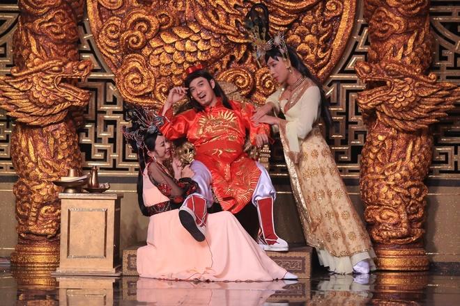 Hoai Linh - Thuy Nga lam khan gia vua khoc vua cuoi hinh anh 7