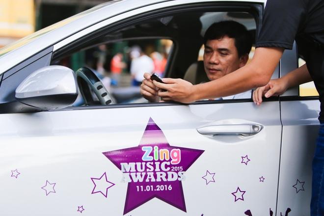 Zing Music Awards 2015 va nhung con so thu vi hinh anh 4