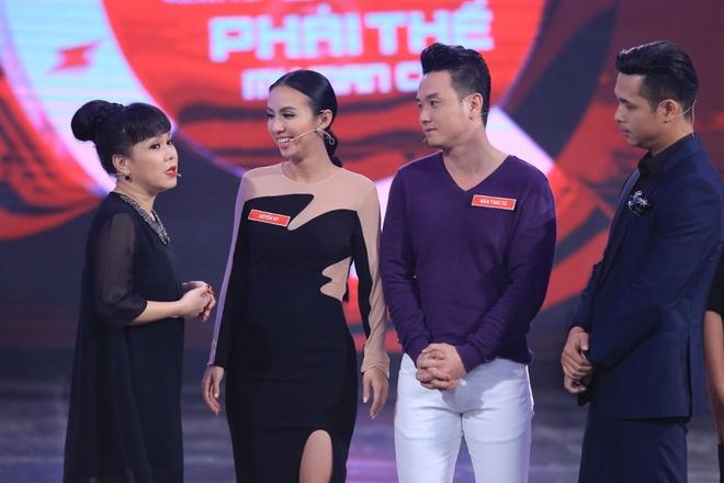 Tran Thanh hon tinh cu Mai Ho tren truyen hinh hinh anh 10