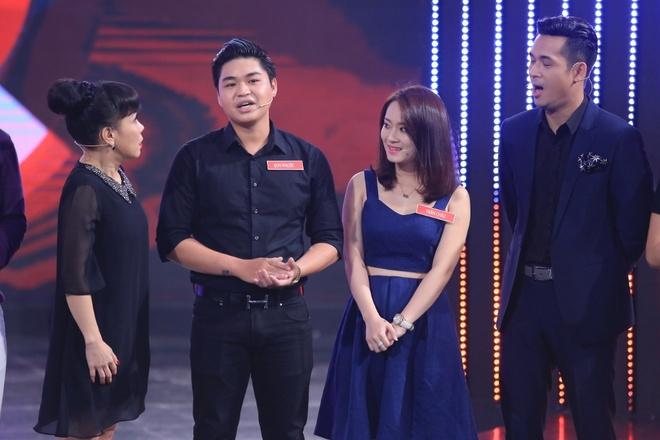Tran Thanh hon tinh cu Mai Ho tren truyen hinh hinh anh 9