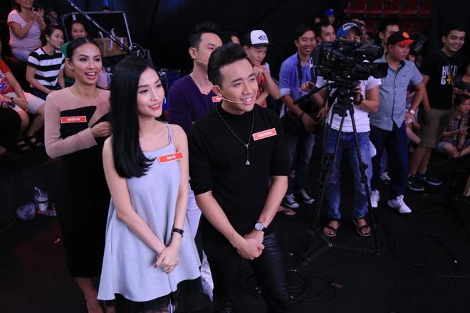 Tran Thanh hon tinh cu Mai Ho tren truyen hinh hinh anh 6