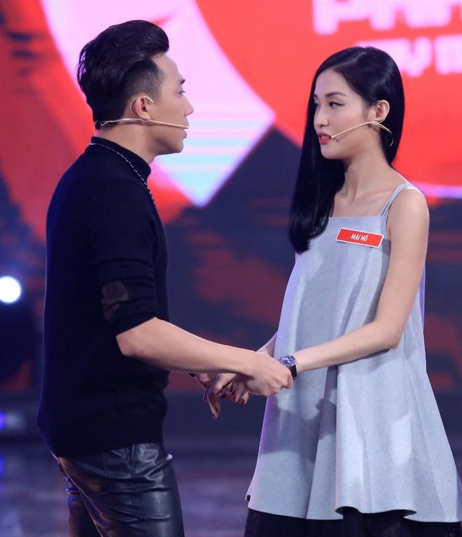 Tran Thanh hon tinh cu Mai Ho tren truyen hinh hinh anh 4