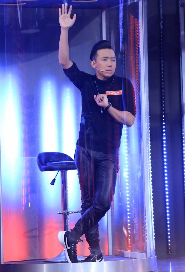 Tran Thanh hon tinh cu Mai Ho tren truyen hinh hinh anh 7