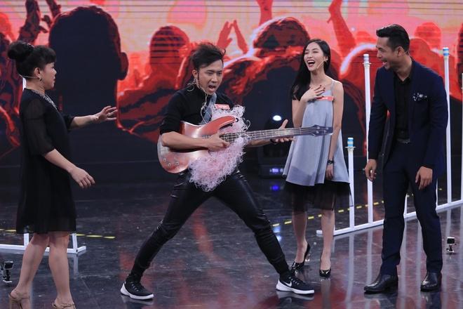 Tran Thanh thang ap dao Anh Duc o game show hinh anh 1