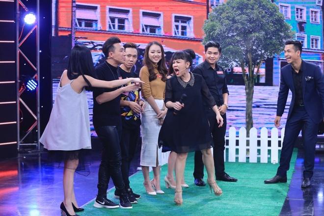 Tran Thanh thang ap dao Anh Duc o game show hinh anh 9