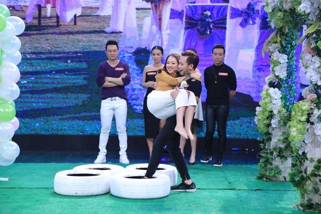 Tran Thanh thang ap dao Anh Duc o game show hinh anh 3
