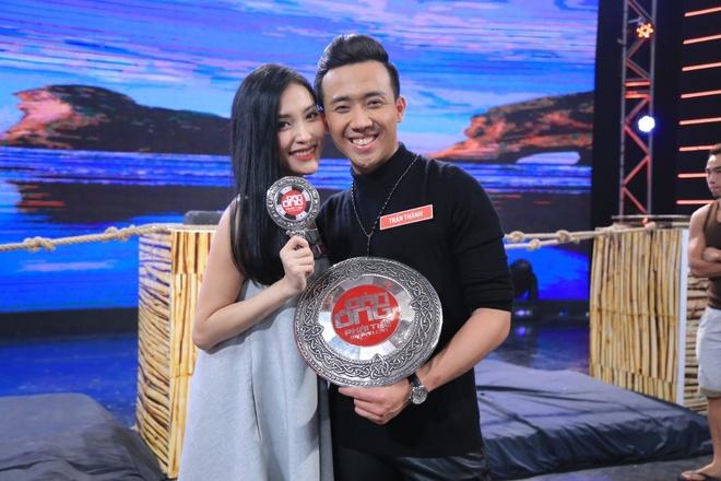 Tran Thanh thang ap dao Anh Duc o game show hinh anh 8