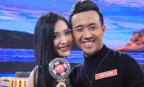Tran Thanh thang ap dao Anh Duc o game show hinh anh