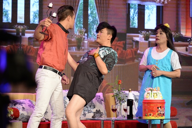 Thanh Duy dong vai so khanh, lua tien nghe si Thanh Thuy hinh anh 3