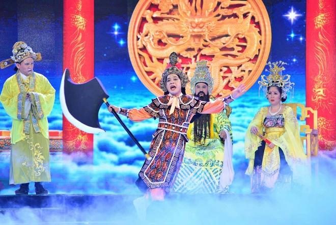 Hong Van tai hop Bao Quoc trong Tao quan hinh anh 4