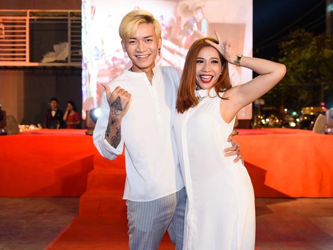 Hoai Linh du ra mat phim Tet cua Khuong Ngoc hinh anh 4