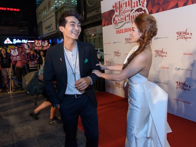 Hoai Linh du ra mat phim Tet cua Khuong Ngoc hinh anh 7